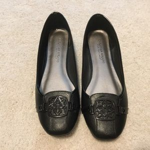Christian Soriano Black Flats size 8 1/2